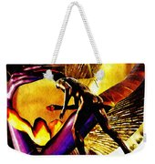 Feeding The Fire Within Weekender Tote Bag