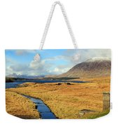 Feeding The Lake Weekender Tote Bag