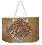 Feel - Tile Weekender Tote Bag