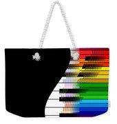 Feel The Music Weekender Tote Bag
