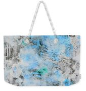 Feeling Deja Blue Weekender Tote Bag