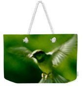 Feeling Free As A Bird Wall Art Print Weekender Tote Bag