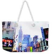 Feeling New York Weekender Tote Bag