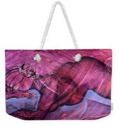 Feeling Sensuous Weekender Tote Bag
