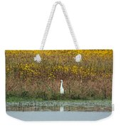 Feeling Small In A Big World Weekender Tote Bag