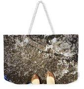 Feet Around The World #6 Weekender Tote Bag