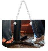 Feet In A Booth Weekender Tote Bag