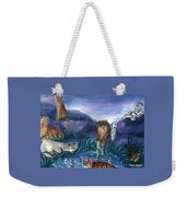 Feline Origins Weekender Tote Bag