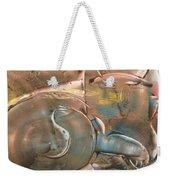 Feline Zen Weekender Tote Bag