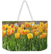 Fell Into Yellow Weekender Tote Bag
