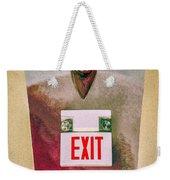 Fellini's Exit - Nola Weekender Tote Bag