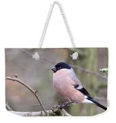 Female Bullfinch Weekender Tote Bag
