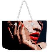 Female Expressions Liv Weekender Tote Bag