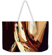 Female Expressions Xiii Weekender Tote Bag