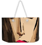 Female Expressions Xiv Weekender Tote Bag