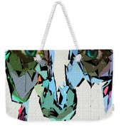 Female Expressions Xvii Weekender Tote Bag