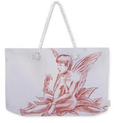 Female Fantasy 1 Weekender Tote Bag