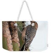 Female Gila Woodpecker-img__2691-2016 Weekender Tote Bag
