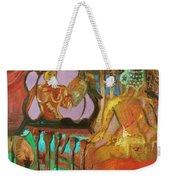 Female Mystic Weekender Tote Bag