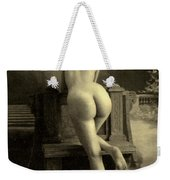 Female Nude, Circa 1900 Weekender Tote Bag