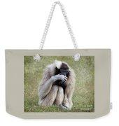 Female Pileated Gibbon, Gladys Porter Zoo Weekender Tote Bag
