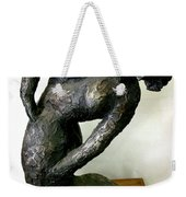 Female Torso Weekender Tote Bag