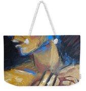 Feminine - Portrait Of A Woman Weekender Tote Bag