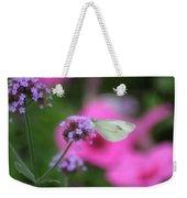 Feminine Side Of Nature Weekender Tote Bag