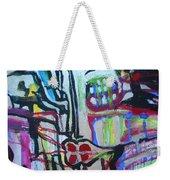 Femme-fatale-1 Weekender Tote Bag