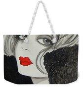 Femme Fatale Weekender Tote Bag