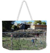 Fence Of Remembrance Weekender Tote Bag