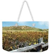 Fence With A View Weekender Tote Bag