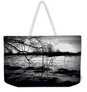 Fenced In Weekender Tote Bag