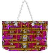 Fences Around Love In Oriental Style Weekender Tote Bag