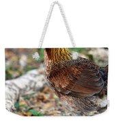 Feral Bird Weekender Tote Bag