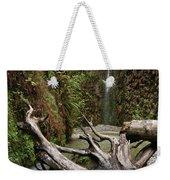 Fern Canyon Creek Weekender Tote Bag
