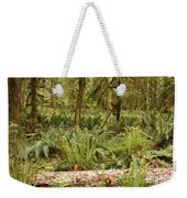 Fern Forest Weekender Tote Bag