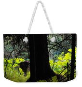 Fern Forest Weekender Tote Bag