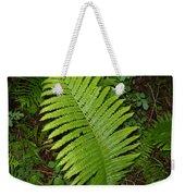 Fern Leaf In June Weekender Tote Bag