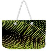 Fern-palm Abtract Weekender Tote Bag