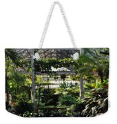 Fern Room Symmetry  Weekender Tote Bag