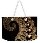 Fern-spiral-fern Weekender Tote Bag