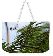 Fern Tree Frond Weekender Tote Bag