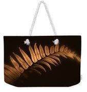 Fern Zen Weekender Tote Bag