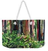 Ferns And Redwoods Weekender Tote Bag
