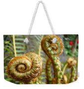 Ferns Art Print Forest Fern Artwork Canvas Baslee Troutman Weekender Tote Bag