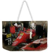 Ferrari 156/85 Weekender Tote Bag