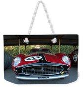 Ferrari 250 Gt Style Weekender Tote Bag