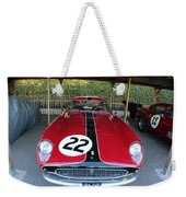 Ferrari 250 Gt Tour De France Weekender Tote Bag