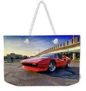 Ferrari 308 Weekender Tote Bag